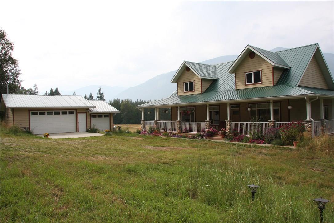 6291 MILL CREEK ROAD, Harrop/Procter