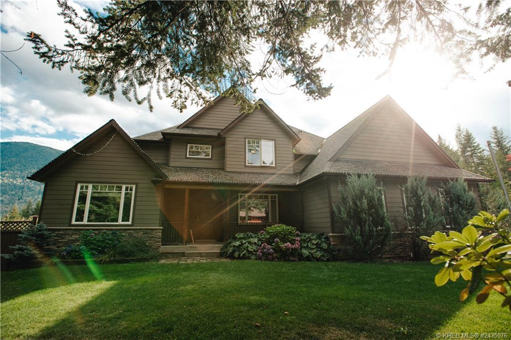 5924 BLUEBIRD ROAD, Nelson West/South Slocan